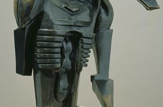 Sir Jacob Epstein  (Torso in Metal from 'The Rock Drill', 1913-4, © Tate, London 2014)