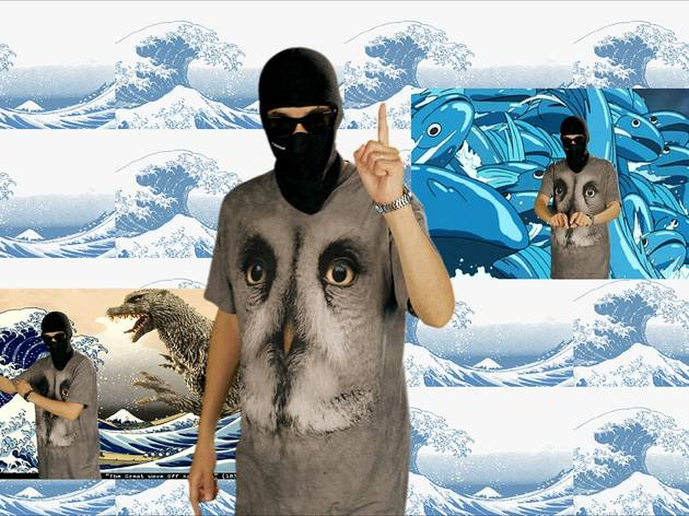 Hito Steyerl (Still from 'Liquidity Inc', 2014, courtesy the artist)