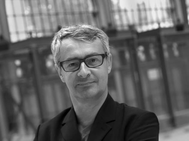 Jean-Luc Baillet, directeur du Carreau du temple