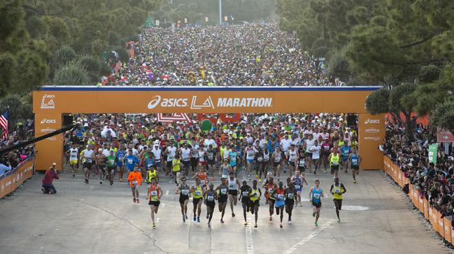 LA Marathon 2015 guide