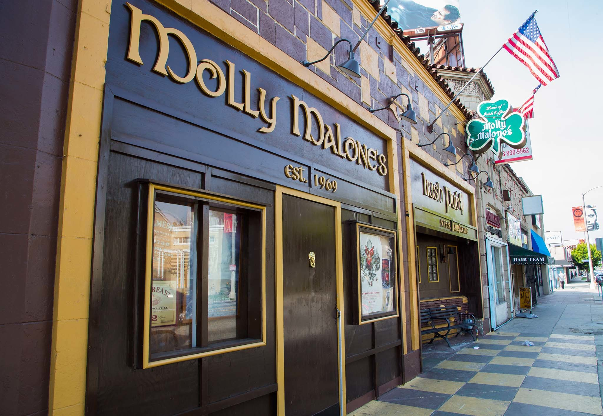 Irish Pubs, Molly Malones, St Patricks Day
