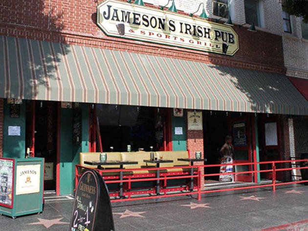 Jameson's Irish Pub