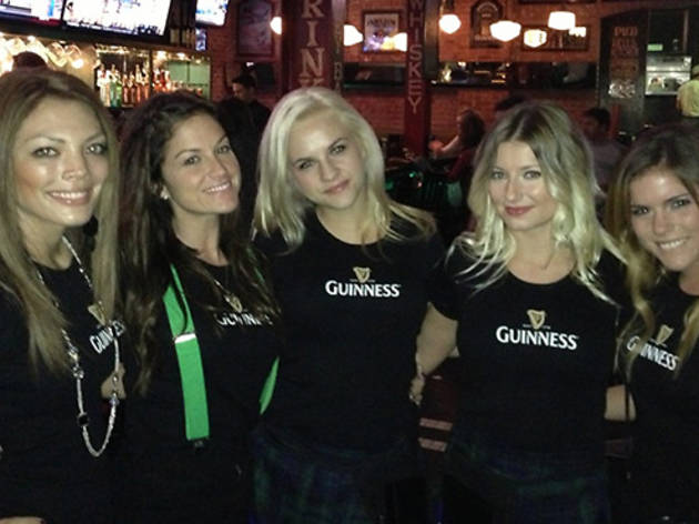 (Photograph: Courtesy Jameson's Irish Pub)