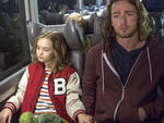 Johnny Sequoyah as Bo and Jake McLaughlin as Tate in Believe