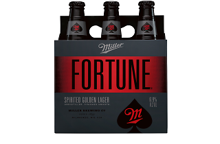 Miller Fortune is a new macrobrew geared toward bourbon drinkers.