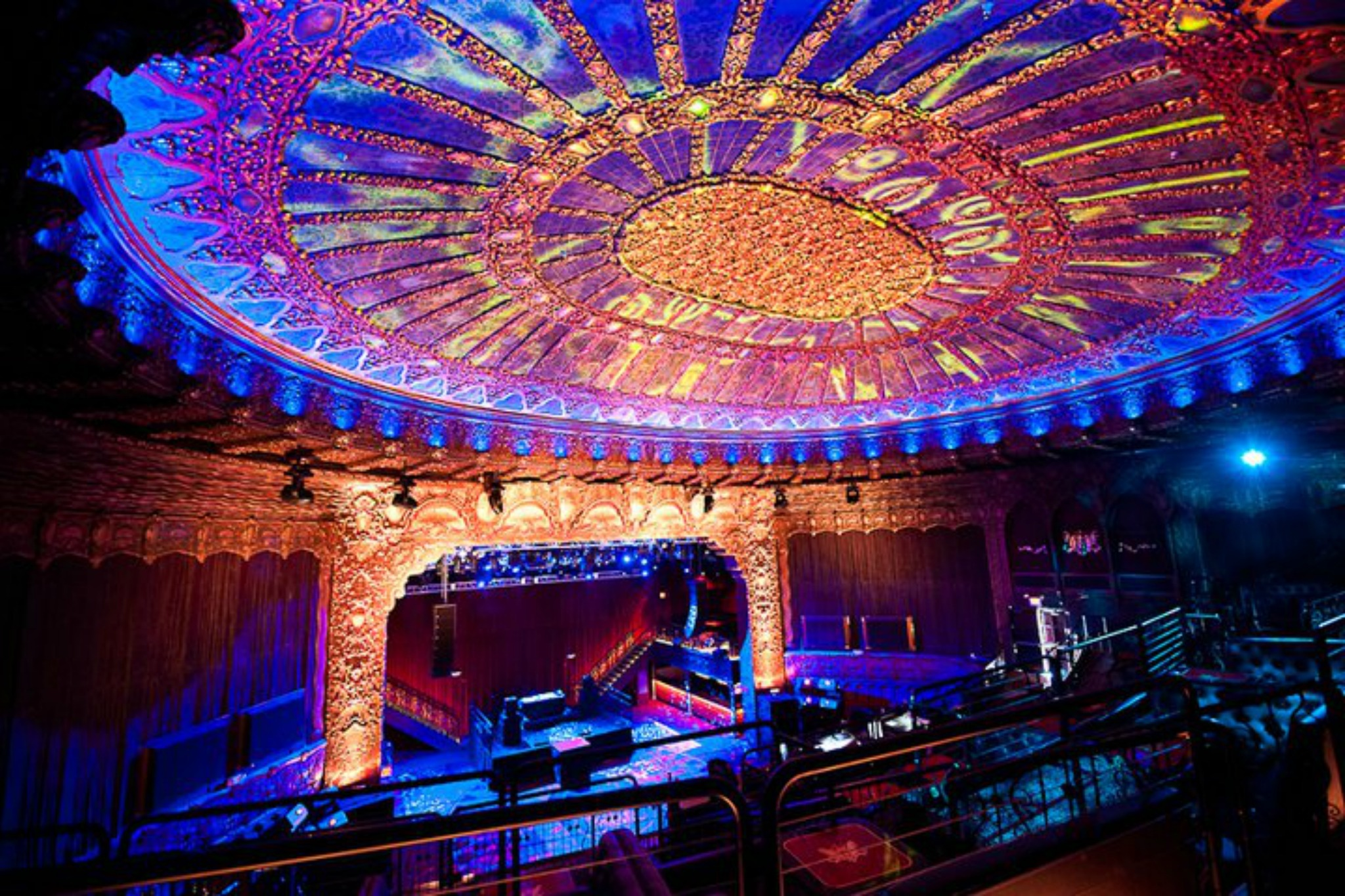 Belasco Theater Theater In Downtown Los Angeles