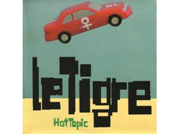 """Hot Topic"" by Le Tigre"