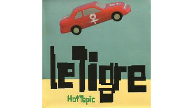 """""""Hot Topic"""" by Le Tigre"""