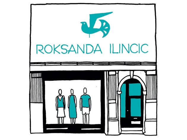 No 9: Roksanda Ilincic
