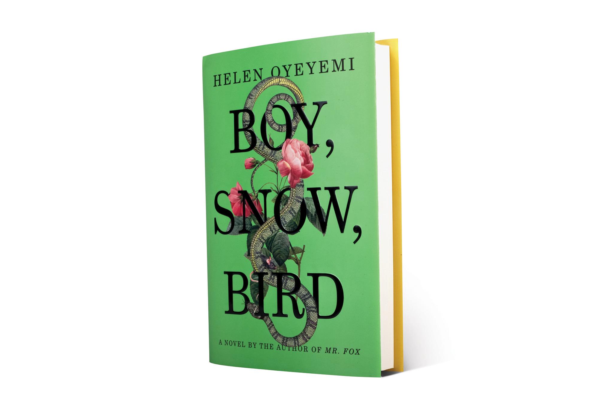 Boy, Snow, Bird by Helen Oyeyemi
