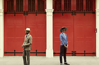 Return of the Rudeboy at Somerset House