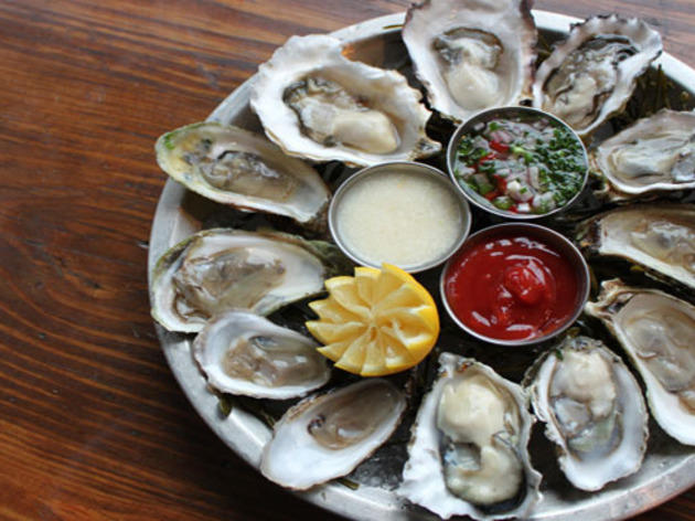 $1 Oyster Night
