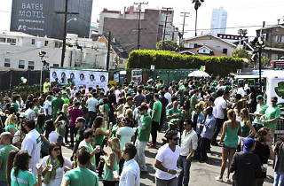 Rock and Reilly's Annual St. Paddy's Day Block Party