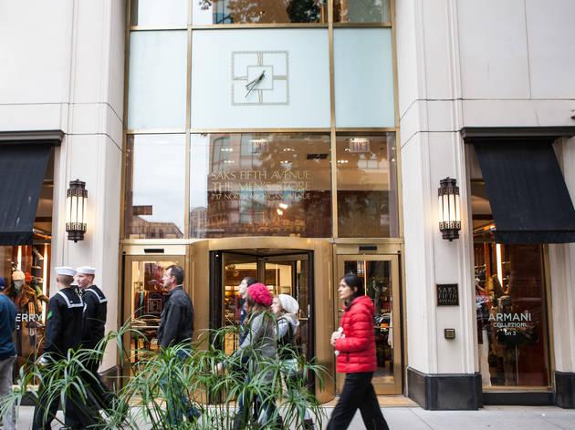 Saks Fifth Avenue Men's Store (CLOSED)