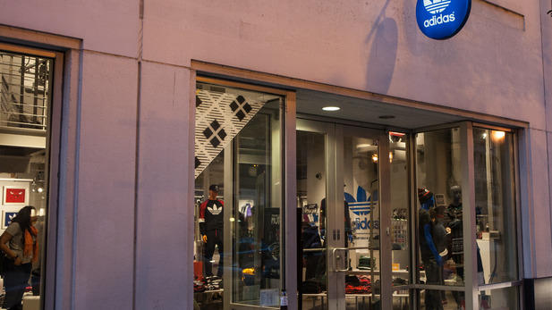 adidas originals store chicago