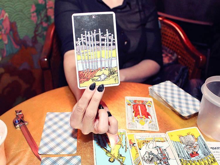 Experimenta el tarot online