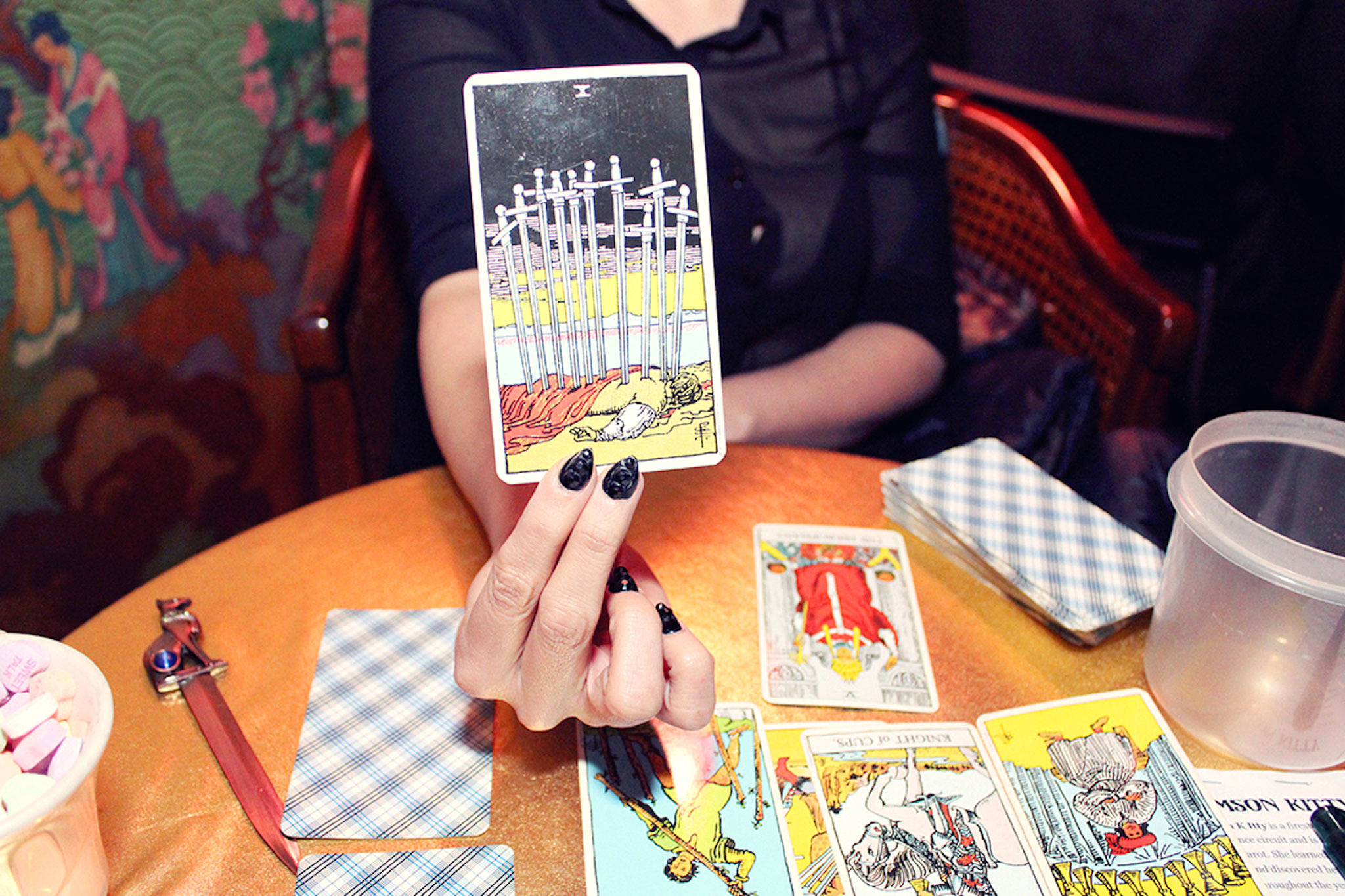 The Tarot Society