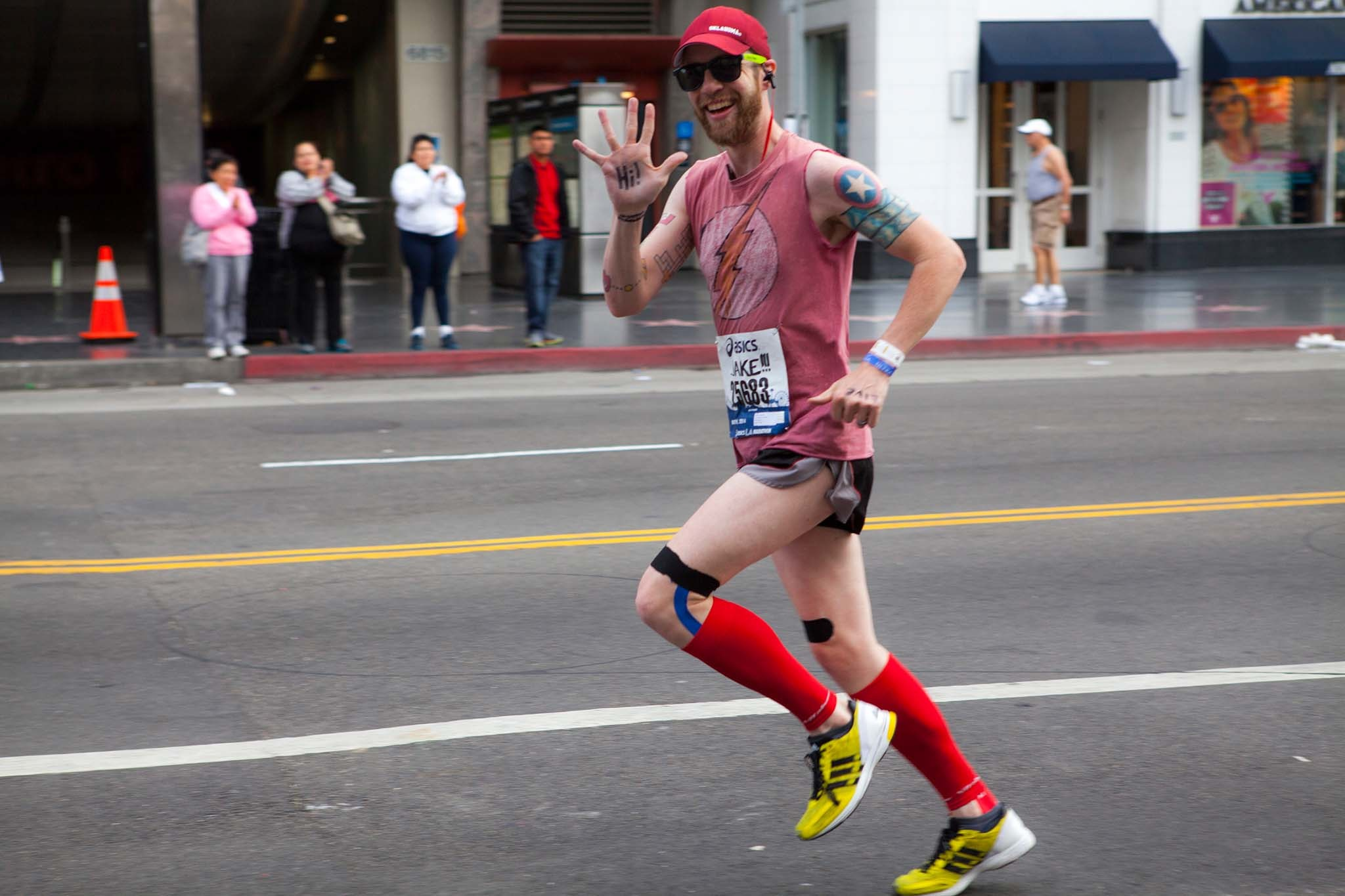 5 reasons singles should watch the LA Marathon
