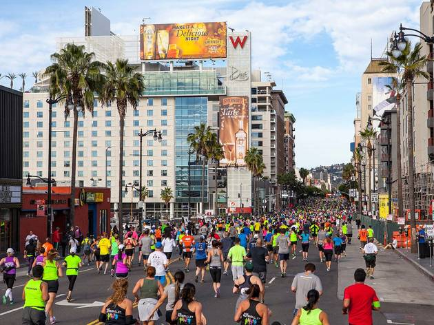 These are the 2019 LA Marathon road closures you should avoid