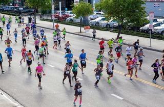 LA Marathon 2014