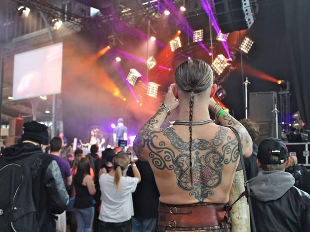 Mondial du Tatouage 2014