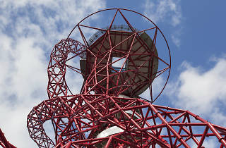 The ArcelorMittal Orbit is getting turned into the world's longest helter-skelter