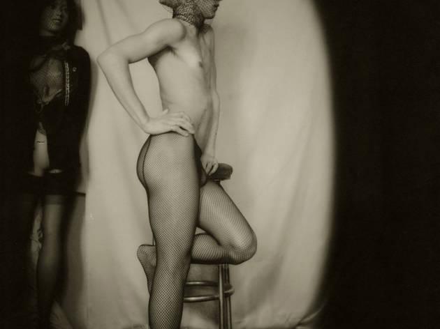 (Pierre Molinier, 'Luciano Castelli', 1974 / © Pierre Molinier)