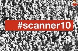#scanner10: scanner DJ