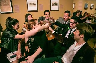 Young Literati's Annual Toast