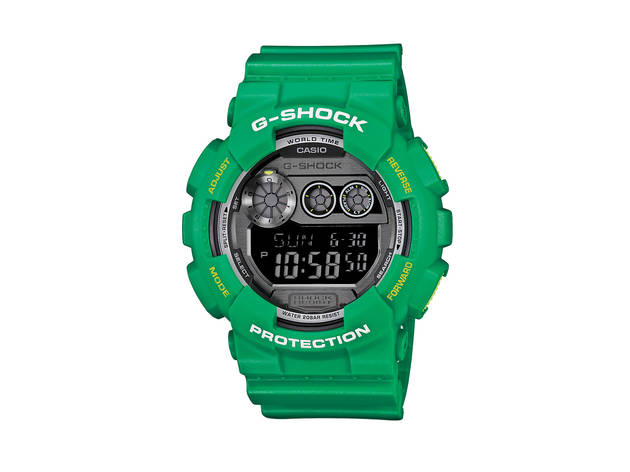 (Photograph: Courtesy of G-Shock)