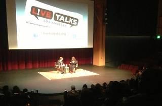 Gloria Gaynor at Live Talks Los Angeles