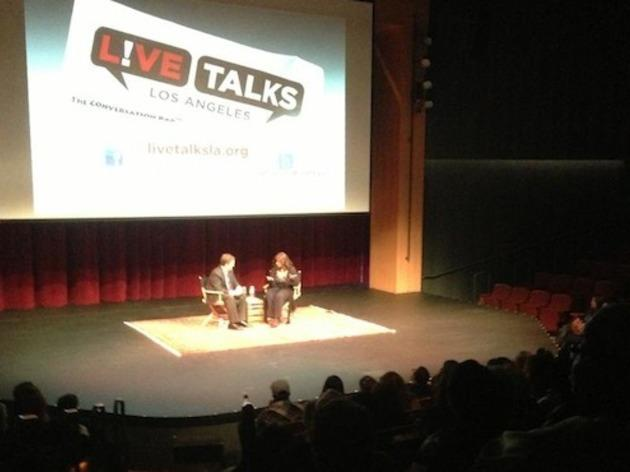 Gloria Gaynor at Live Talks Los Angeles