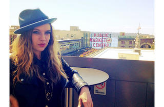 (Photograph: Courtesy ZZ Ward)