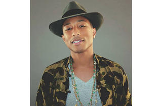 (Photograph: Courtesy Pharrell Williams)
