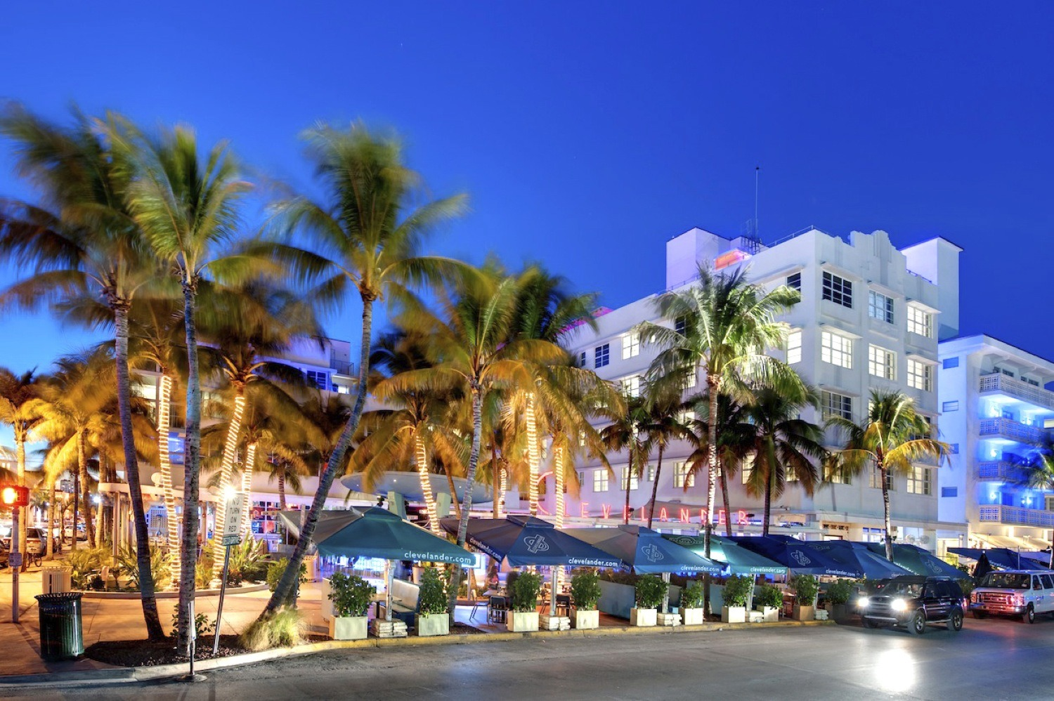 The Clevelander, Bars and lounges, Miami