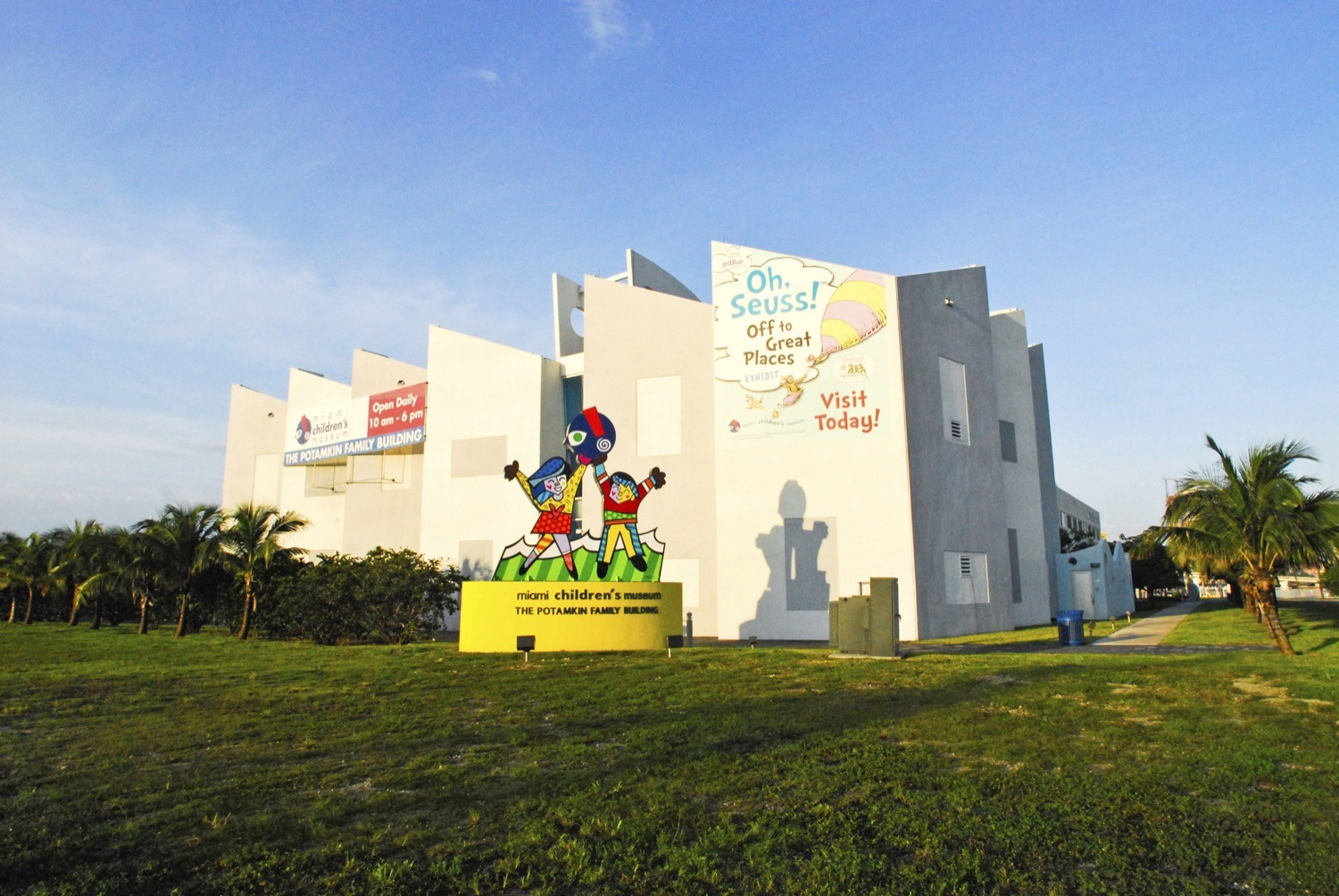Miami Children's Museum, Museums and attractions, Miami