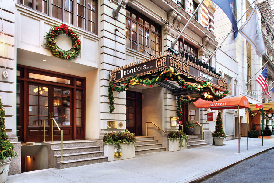 Win a luxury hotel stay share your city time out new york for Central boutique inn
