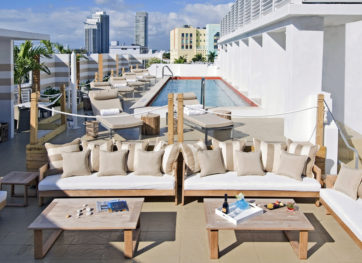12 best rooftop bars in miami for happy hour or late night for Best houses in miami