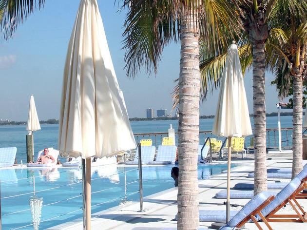 Standard, Hotels, Miami