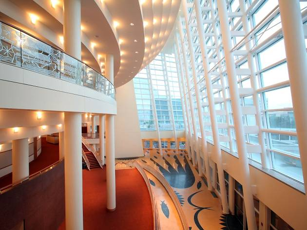 Adrienne Arsht Center (Photograph: Courtesy Adrienne Arsht Center for the Performing Arts)