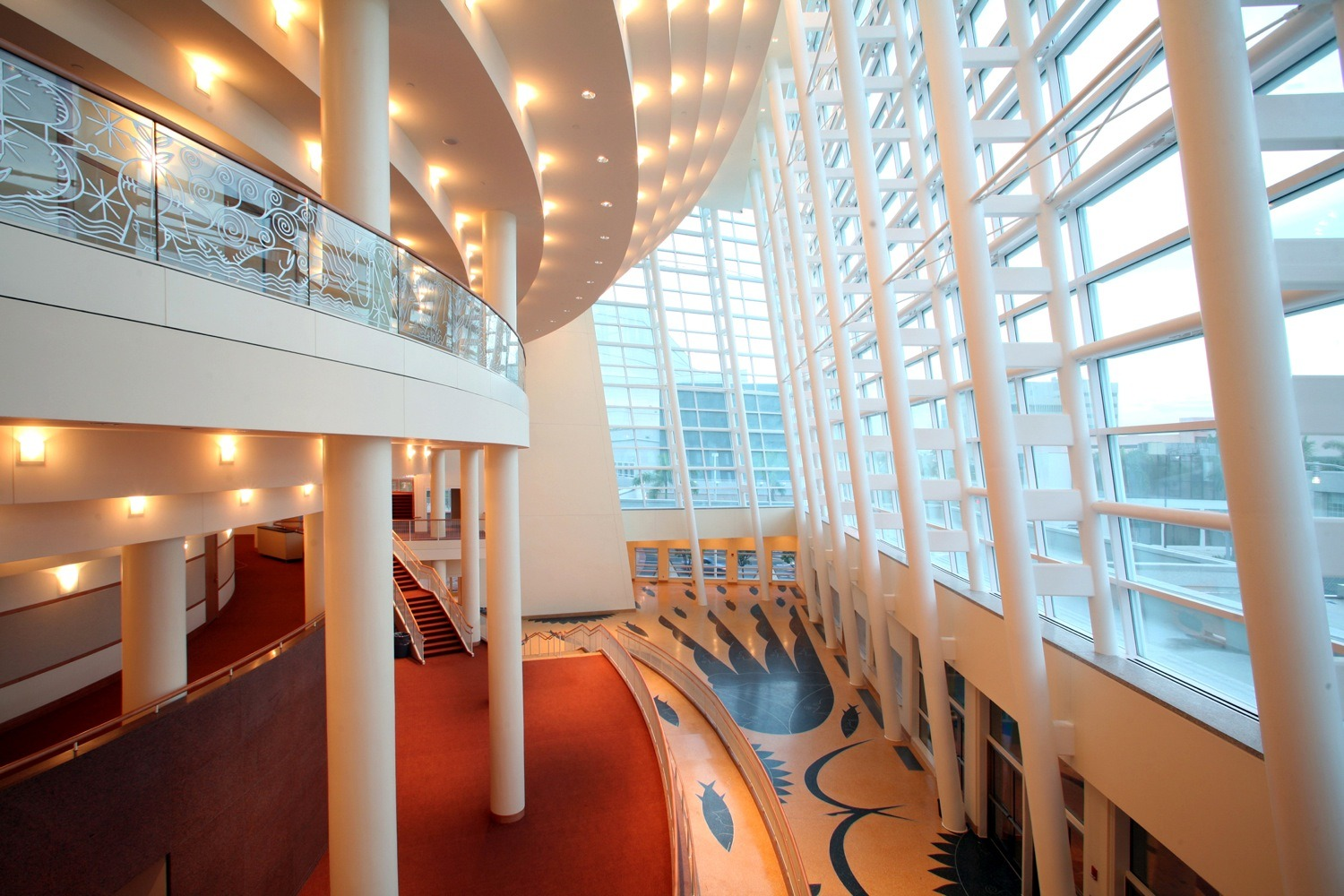 Adrienne Arsht Center for the Performing Arts, Performing Arts, Miami
