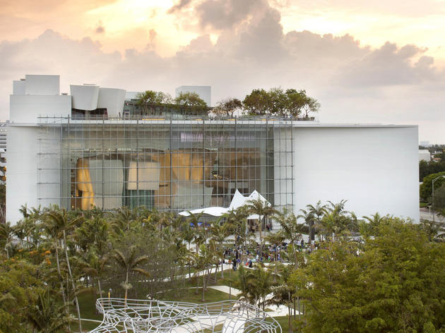 New World Center, Performing Arts, Miami