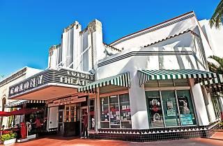 Colony Theatre, Performing Arts, Miami