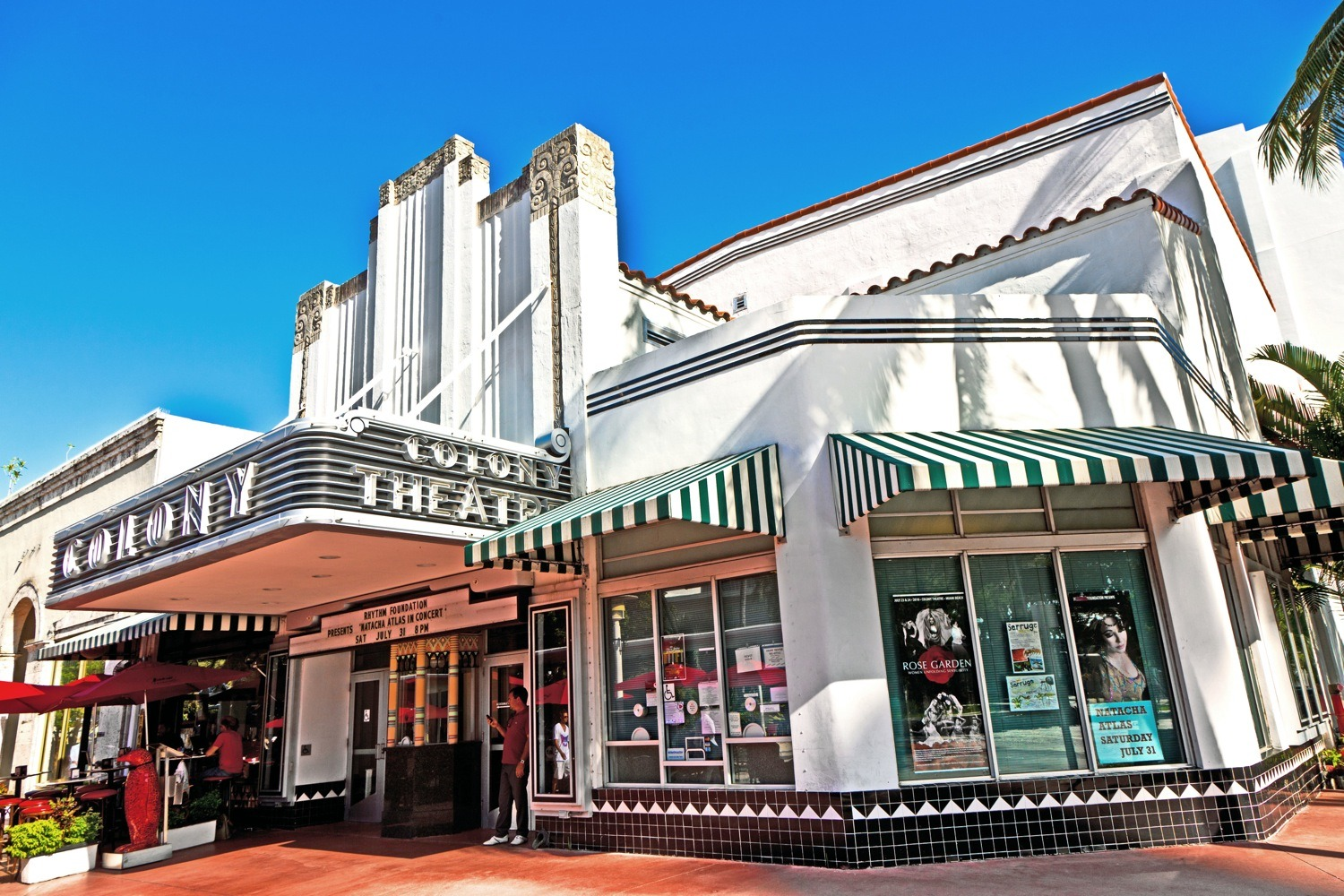 Colony Theatre, Performing Arts, Miami