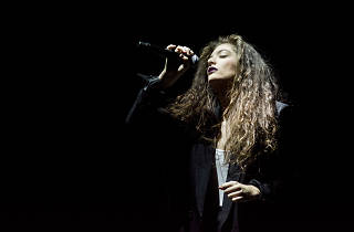 Lorde + Majical Cloudz