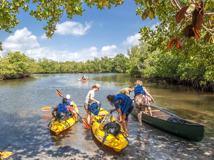 Check out the best parks in Miami