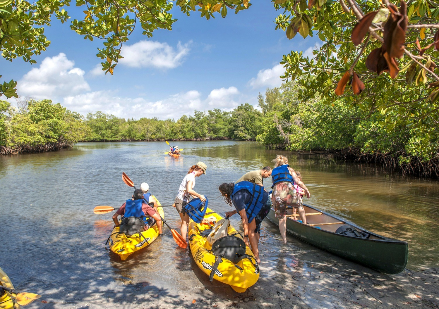 Oleta River State Recreation Area, Museums and attractions, Miami