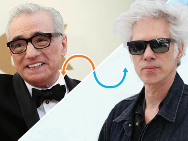 Iconic NYC director: Martin Scorsese / Jim Jarmusch