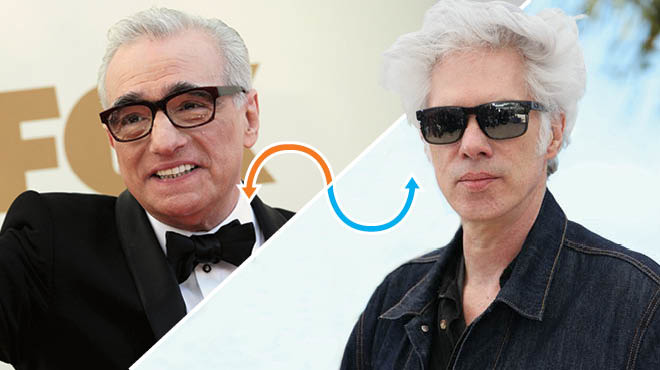 Iconic NYC director: Martin Scorsese / Jim Jarmusch