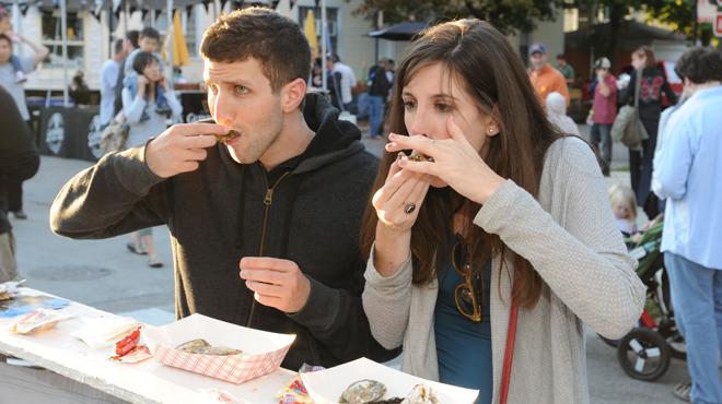 Guinness Oyster Fest